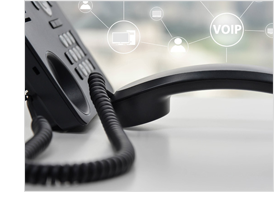 Cloud-Hosted Telephone Systems
